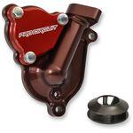 _Coperchio Pompa Acqua con Girante Pro Circuit Kawasaki KX 250 F 17-20 | WPK17250 | Greenland MX_
