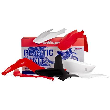 _Kit Plastiche Polisport Gas Gas EC 12-13 Rosso   90488   Greenland MX_