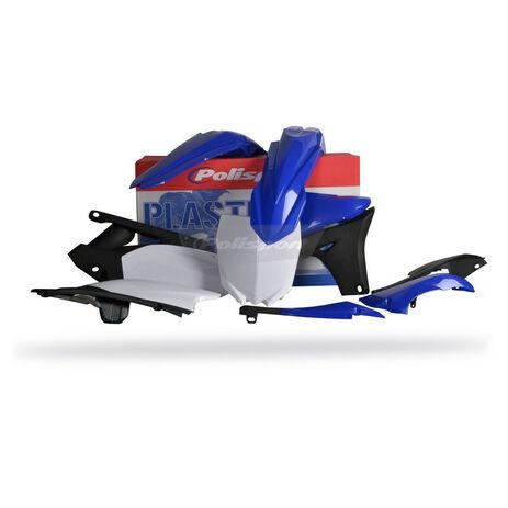 _Kit Plastiche Yamaha Polisport YZ 450 F 10-13 | 90264 | Greenland MX_
