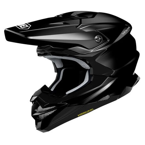 _Casco Shoei VFX-WR Nero | VFXWRBLK | Greenland MX_