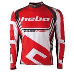 _Maglia Hebo Trial Race Pro II Rosso XL | HE2172RXL | Greenland MX_