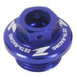 _Tappo Riempimento Olio Kawasaki KX 250 05-08 KX 250 F 04-14 KX 450 F 06-18 KLX 450 R 08-15 Blu | ZE89-2312 | Greenland MX_