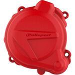 _Protezione Coperchio Avviamento Polisport Beta RR 250/300 13-18 Rosso   8463300002   Greenland MX_
