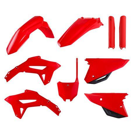 _Full Kit Plastiques Polisport Honda CRF 450 R 21-..   91054-P   Greenland MX_
