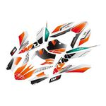 _Kit Adesivi Factory KTM Freeride E-SX 14-17 | 72508190100 | Greenland MX_