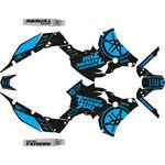 _Kit Completo Adesivi Logo Yamaha Ténéré 700 19-.. | SK-YTE70019LOBKBL-P | Greenland MX_