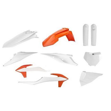 _Full Kit Plastiche Polisport KTM SX/SX-F 19-20 | 91012-P | Greenland MX_