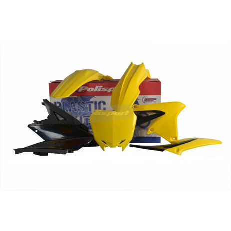 _Kit Plastiche Polisport Suzuki RMZ 450 08-17 | 90726 | Greenland MX_