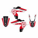 _Kit Adesivi Blackbird Dream 4 Husqvarna WR 250/300 06-13 CR/WR 125 06-08   2609N-01   Greenland MX_