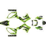 _Kit Completo Adesivi Kawasaki KX 450 F 12-15 Green Edition | SK-KX4501215GR-P | Greenland MX_