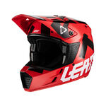 _Casco Bimbi Leatt Moto 3.5 Rosso | LB1022010230-P | Greenland MX_