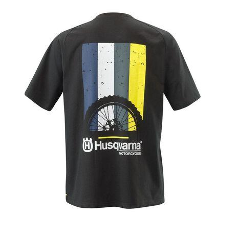 _Maglietta Husqvarna Striped   UHS210052800   Greenland MX_