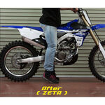 _Bielletta Per Abbassare L'Altezza Kawasaki KX 450 F 17 Nero | ZE56-05270 | Greenland MX_