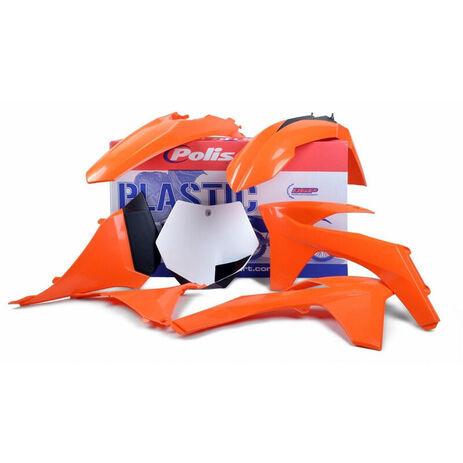 _Kit Plastiche Polisport KTM EXC/EXC-F 12-13 OEM | 90517-P | Greenland MX_