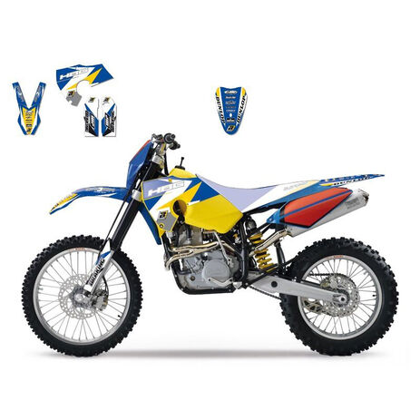 _Kit Adesivi Blackbird Dream 3 Husaberg FE/FS 06-08 | 2702E | Greenland MX_