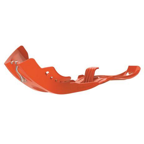 _Paracoppa con Protezione Bielette Polisport KTM SX-F 250/350 16-18 HQV FC 250/350 16-18 | 8469100005-P | Greenland MX_