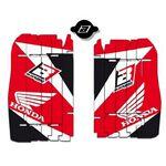 _Kit Adesivi Feritoie Radiatore Blackbird Honda CRF 250 R 10-13 CRF 450 R 09-12 | A101N | Greenland MX_
