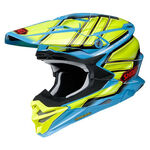 _Casco Shoei VFX-WR Glaive TC-2 | VFXWRGTC20 | Greenland MX_
