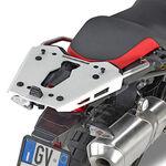_Attacco Posteriore in Alluminio Specifico per Valigie Monokey Givi  BMW F 750/850 GS 18-.. | SRA5127 | Greenland MX_