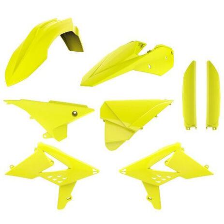 _Full Kit Plastiche Polisport Beta RR 2T/4T 13-17 Fluor Giallo | 90739 | Greenland MX_