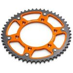 _Corona Mista KTM EXC/SX Arancione | 584100510-P | Greenland MX_