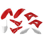_Kit Plastiche Polisport MX Restyling Honda CR 125/250 02-07 OEM | 90772-P | Greenland MX_