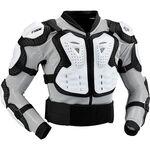 _Pettorina Protezione Completa Fox Titan Sport Bianco | 10050-008-P | Greenland MX_