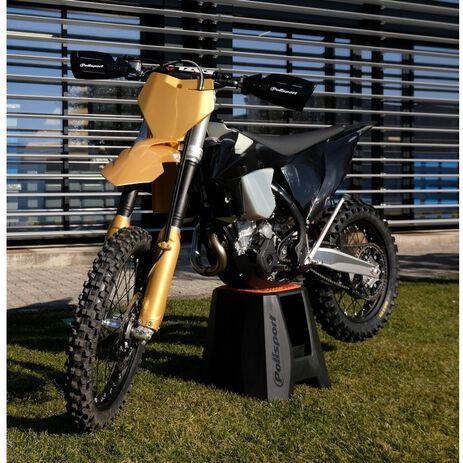 _Full Kit Plastiche Polisport KTM SX/SX-F 19-.. Gold Metal | 91052-P | Greenland MX_
