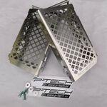 _Protezioni Radiatore P-Tech Beta Enduro 2T / 4T 2013-2019   RKK001   Greenland MX_