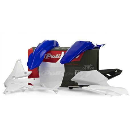 _Kit Plastiche Polisport Yamaha YZ 250 F 14-18 YZ 450 F 14-17 OEM | 90581 | Greenland MX_
