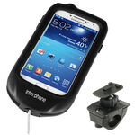 _Kit Custodia + Supporto Moto per Samsung Galaxy S4   SMGALAXYS4R   Greenland MX_