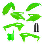 _Full Kit In Plastica Acerbis Kawasaki KX 250 F 2017 | 0022378.131-P | Greenland MX_