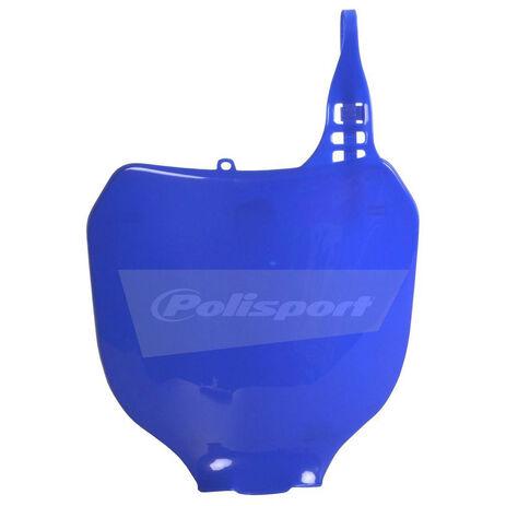 _Piastra Frontale Polisport YZ 125/250 00-04 YZ 250 F 01-04 YZ 450 F 03-04 Blu   8658000003   Greenland MX_