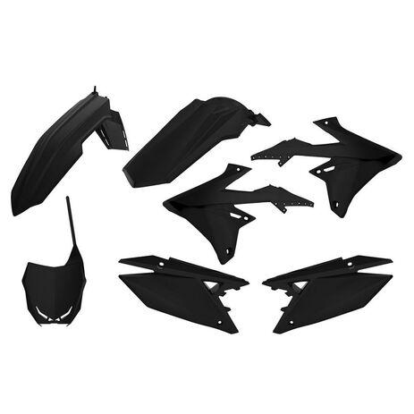 _Kit Plastiche Polisport Suzuki RMZ 250 19-20 RMZ 450 18-20 Nero | 90765-P | Greenland MX_
