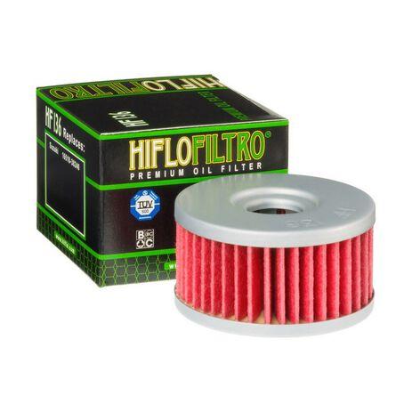 _Filtro Olio Hiflofiltro DR/DRZ 250-350 | HF136 | Greenland MX_