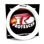 _Protezione Silenziatore Protescap 24-34 cm (2T) Bianco | PTS-S2T-WT | Greenland MX_