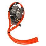 _Kit Tubi Carburatore 2T 4MX Arancione   4MX-CVOR   Greenland MX_