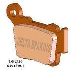 _Pastiglie Freno Posteriore Delta KTM 04-.. Husqvarna 14-.. Sherco Enduro 12-.. | DB2320 | Greenland MX_