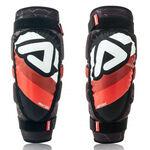 _Protezione Gomito Acerbis Soft 3.0 Nero/Rosso | 0022780.323 | Greenland MX_