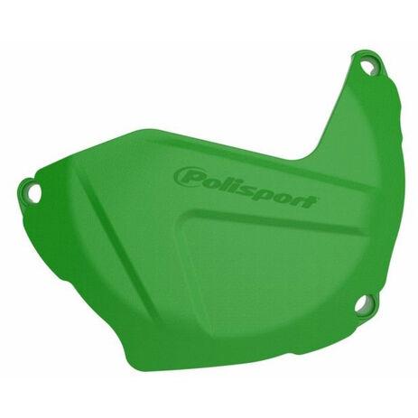_Protezione Coperchio Frizione Kawasaki KX 450 F 16-18 Verde   8454500002   Greenland MX_