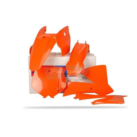 _Kit Plastiche Polisport KTM SX 65 02-08 | 90098 | Greenland MX_