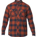 _Camicia Fox Traildust Flannel Adobe | 23826-291 | Greenland MX_