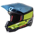 _Casco Alpinestars S-M5 Speed Bianco/Blu/Rosso   8304822-1577   Greenland MX_