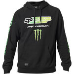 _Felpa Con Cappuccio Fox Monster Pro Circuit | 26563-001 | Greenland MX_