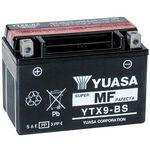 _Batteria Senza Mantuntenzione Yuasa YTX9-BS | BY-YTX9BS | Greenland MX_