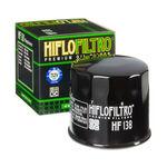 _Filtro Olio Hiflofiltro Suzuki KLT-A400 09-16 | HF138 | Greenland MX_