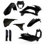 _Full Kit in Plastica Acerbis  KTM EXC/EXC-F 14-15 Nero | 0017204.090-P | Greenland MX_