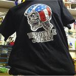 _Maglietta TJ Usa Skull Nero | CABSKULLUSA | Greenland MX_