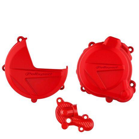 _Protezione Copercchio Frizione e Accensione Kit Polisport Beta RR 250/300 2T 13-17   90999-P   Greenland MX_