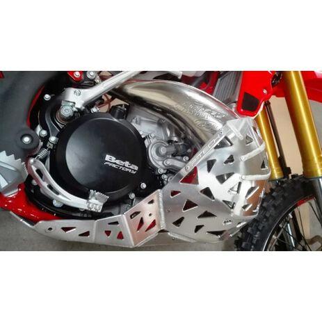 _Paracoppa con Protezione Scarico P-Tech  Beta RR 250/300 13-19 | PK002 | Greenland MX_